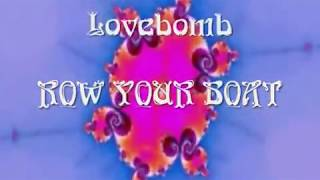 Lovebomb ROW YOUR BOAT mpeg4