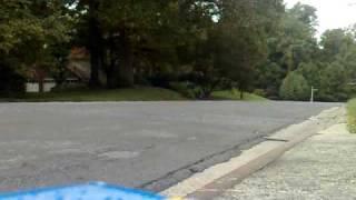 bmw e46 328ci w muffler delete sound clip exhaust note driving rrt racing
