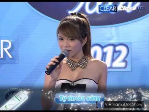 [Top 60 Vietnam Idol 2012] Dương Mạc Yến My - Giận Anh