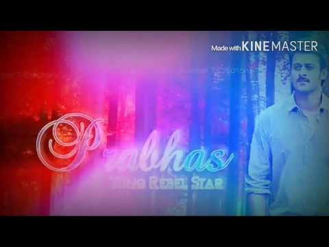 Prabhas Songs Mashup By DJ NaGaraj