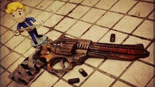 Как сделать постапокалиптический револьвер  ☢