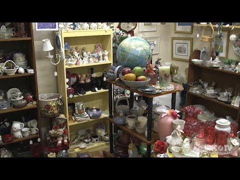 Gibsonville Antiques and Collectibles | NC Weekend | UNC-TV