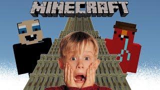 Minecraft: KEVIN SAM W NOWYM JORKU || FILM