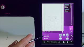 PFAFF creative 4.5 96 Smart Save