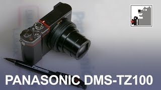 "Panasonic DMC-TZ 100  |  Топовый ""Слоник"""