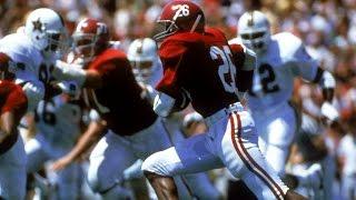 Best Alabama Running Backs in History
