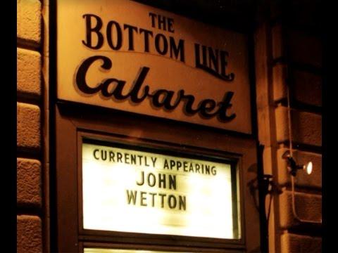 1998-01-18 John Wetton - Live at 'The Bottom Line' (New York City)