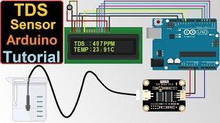 TDS Meter using TDS & Temp…