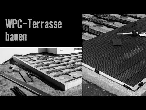 version 2013 wpc terrasse bauen hornbach meisterschmiede youtube. Black Bedroom Furniture Sets. Home Design Ideas