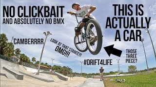 ABSOLUTELY NO BMX IN THIS VIDEO