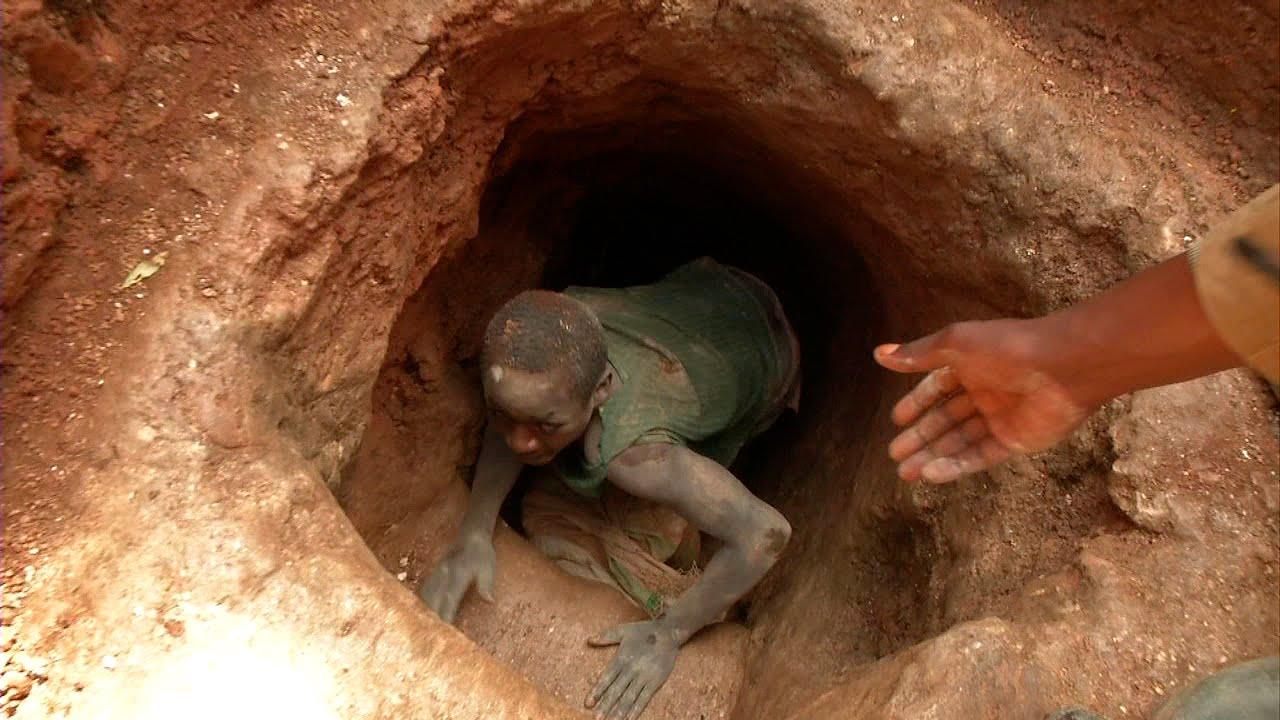Resultado de imagen para minas áfrica