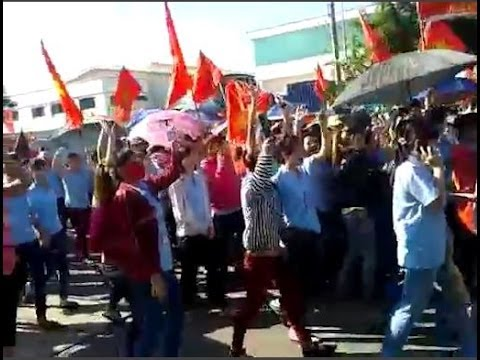 Vietnam Workers Protest at China-Backed Factories