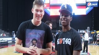 MEETING FANS AND YOUTUBERS AT CHICAGO 2K EVENT