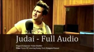 Kaisi Ye Judai Hai - Falak Shabbir (I Love NY)