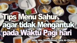 Video Tips Menu Sahur agar tidak Mengantuk pada waktu pagi hari download MP3, 3GP, MP4, WEBM, AVI, FLV Agustus 2018