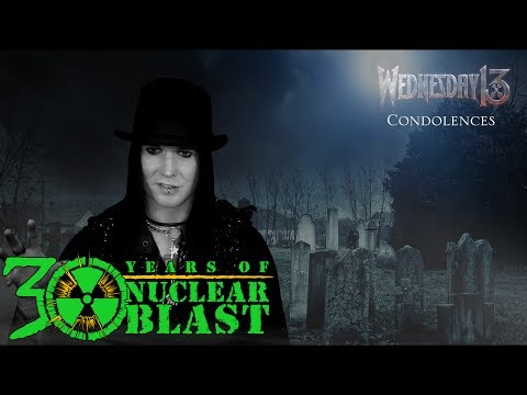 WEDNESDAY 13 - The theme of 'Condolences' (OFFICIAL TRAILER)