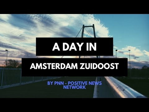 Amsterdam Zuidoost: a day across the district.
