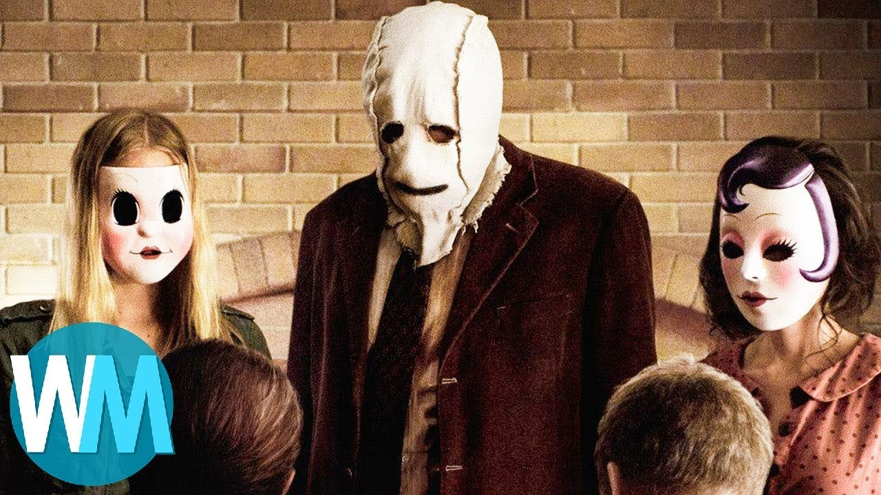 Top 5 Scariest Moments from The Strangers  sc 1 st  YouTube & Top 5 Scariest Moments from The Strangers - YouTube