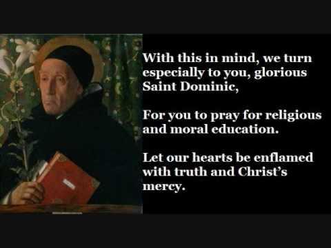 Saint Dominic (August 8)