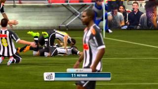 FIFA12 - Milan-Santos - Calcio Spettacolo EP.3