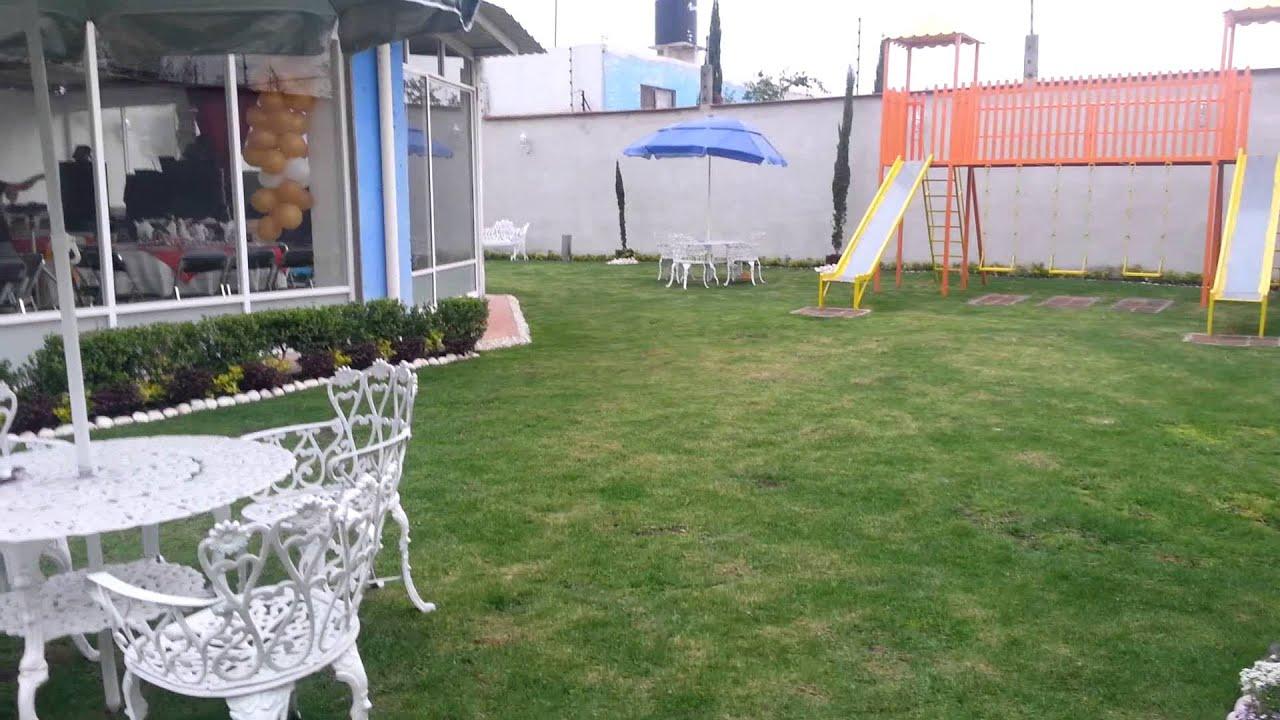 Jardin los cipreses preparaci n para evento youtube for Jardin cipres