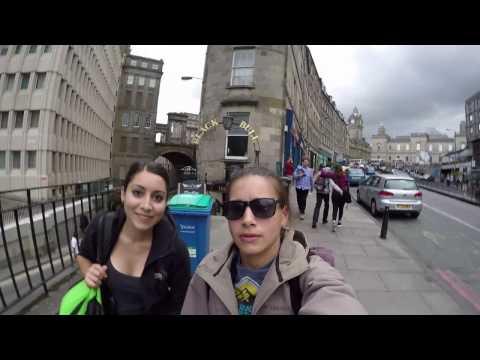 Three day trip to Edinburgh and Aviemore, Scotland!