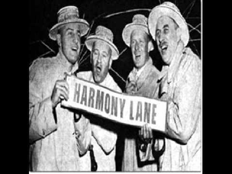 The Nighthawks Barbershop Quartet  Buddy, Can You Spare a Dime wmv