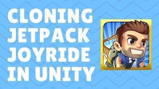 Cloning Jetpack Joyride in Unity