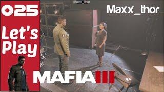 25 - Let's Play - Mafia 3 - Maria Brava - Walkthrough Story FULL GAME