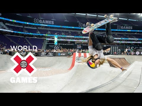 Brighton Zeuner: No. 3 Moment of 2017 | World of X Games