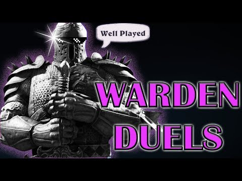 Warden Duels - NERF THIS! - Post Patch Gameplay