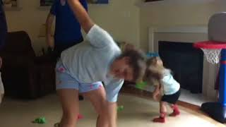 2018.6 AJD Elmo's Got the Moves with Daddy Emily and Pop Pop