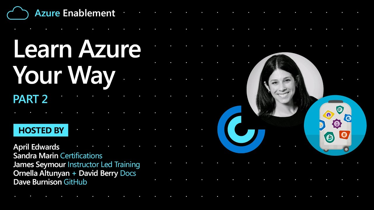 Learn Azure Your Way Pt. 2