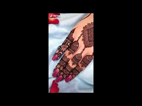 simple and essay mehndi