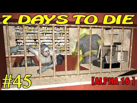 7 Days to Die Alpha 16 ► Фармлю бабки ► №45 (16+)