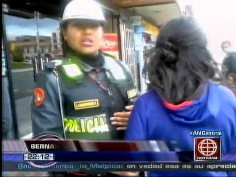 América Noticias - 021213 - Apareció joven taekwondista de quince años en Huancayo