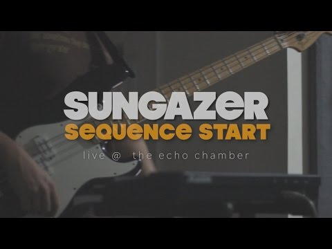 Sungazer - Sequence Start (MIDI-controlled visual improvisations)