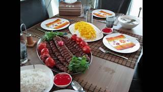 Kebab | Kabaab | Kabab | Koobideh | کباب کوبیده وزیری Kabob