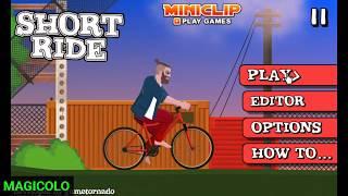 Short Ride 1 LEVEL walkthrough Miniclip Games 2018