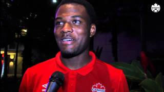 CANMNT: Canada 3-0 Puerto Rico, Cyle Larin