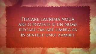 Laura Pausini : Troppo tempo - De prea mult timp - Romanian lyrics