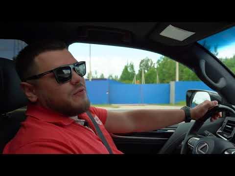 LEXUS LIFE - Lexus LX и Артём Симонов