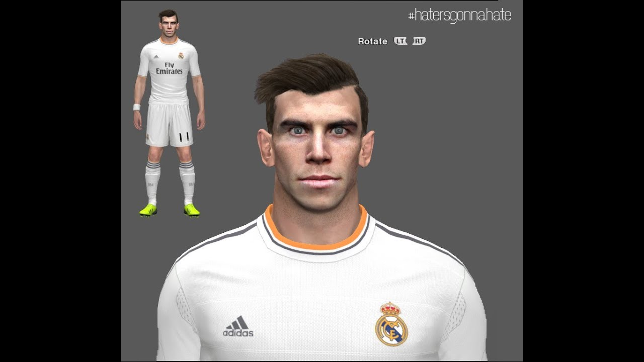 Pes 2014 gareth bale new face hair real madrid download hd pes 2014 gareth bale new face hair real madrid download hd youtube voltagebd Gallery