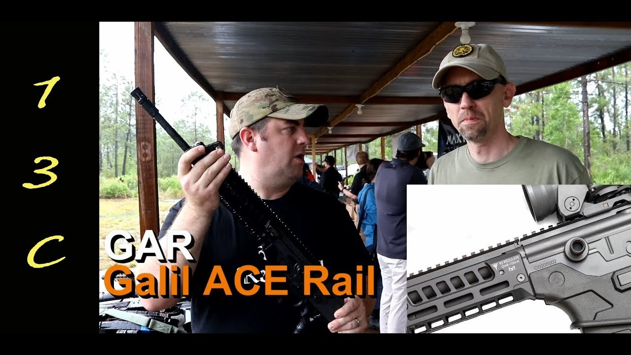 New RS regulate Galil ACE Rails, VZ-58 Stock and AK ACOG mounts