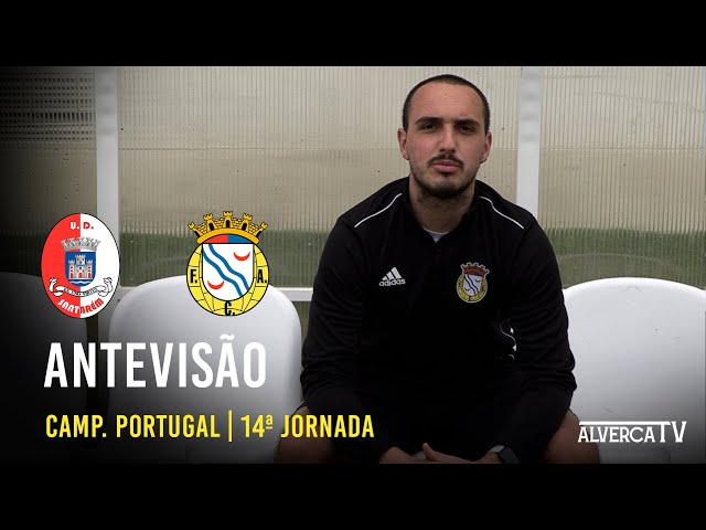 U. Santarém vs FC Alverca - Antevisão