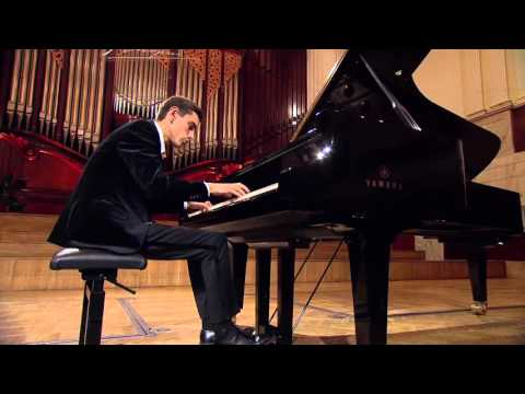 Dmitry Shishkin – Etude in A minor Op. 10 No. 2 (first stage)