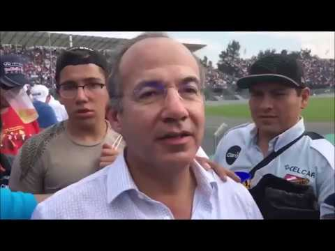 Le Gritan a Felipe Calderón (Compilación)