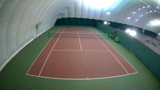 10 декабря 2018г. Теннис. Лига Про. Москва. Муж. Лига любители. Первая Категория