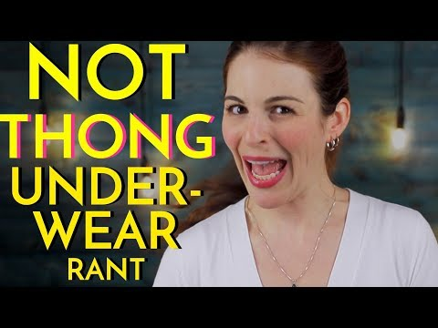 Why Underwear Shopping is Actually the Worst (a rant by Dana)