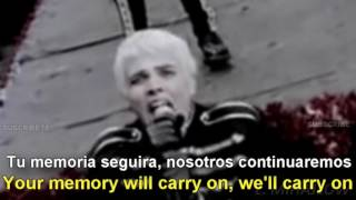 My Chemical Romance - Welcome To The Black Parade [Lyrics English - Español Subtitulado]